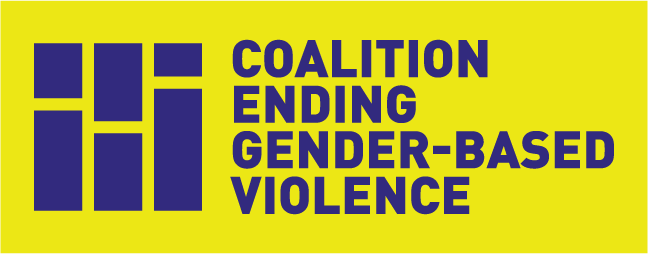 Coalition Ending Gender-based Violence Logo