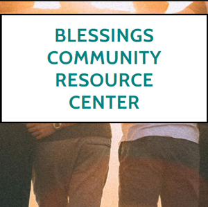 Blessings Comunity Resource Center Logo