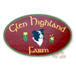 Glen Highland Farm logo