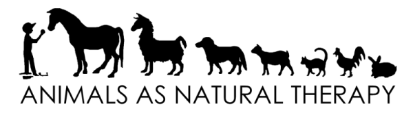 Animals As Natural Therapy logo